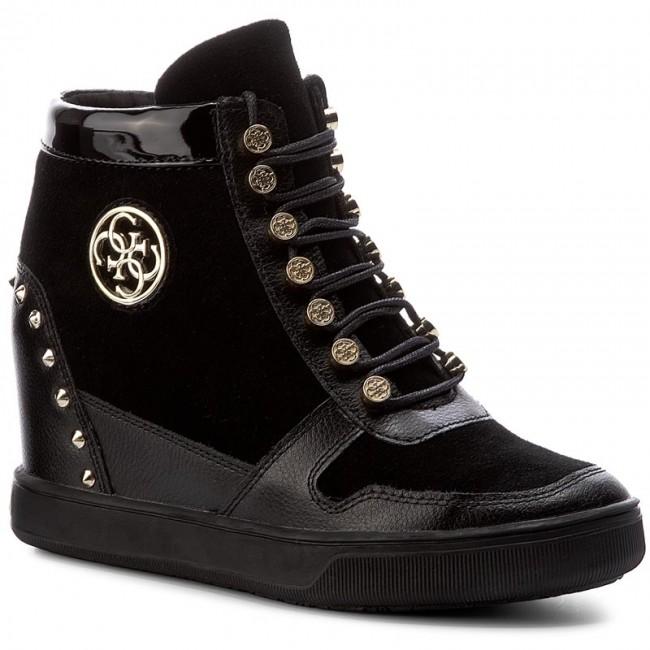 Sneakers GUESS - Falan FLLAN3 SUE12 BLACK