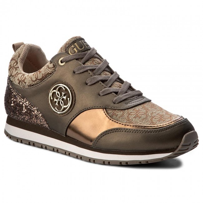 Sneakers GUESS  Reeta FLETA3 FAL12 BEIBR  Sneakers  Low shoes  Womens shoes       0000199605239