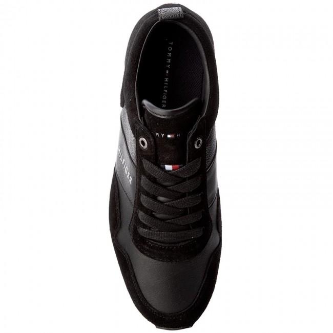 27e793933 Sneakers TOMMY HILFIGER - Maxwell 11C1 FM0FM00924 Black 990 - Sneakers -  Low shoes - Men's shoes - www.efootwear.eu