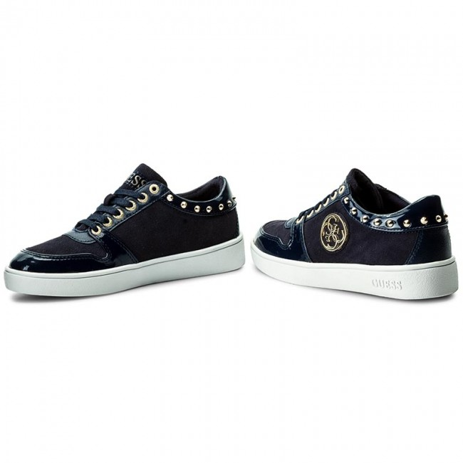 BLUE GUESS Sneakers SUE12 Giamal FLGIA3 w7A6FYq8