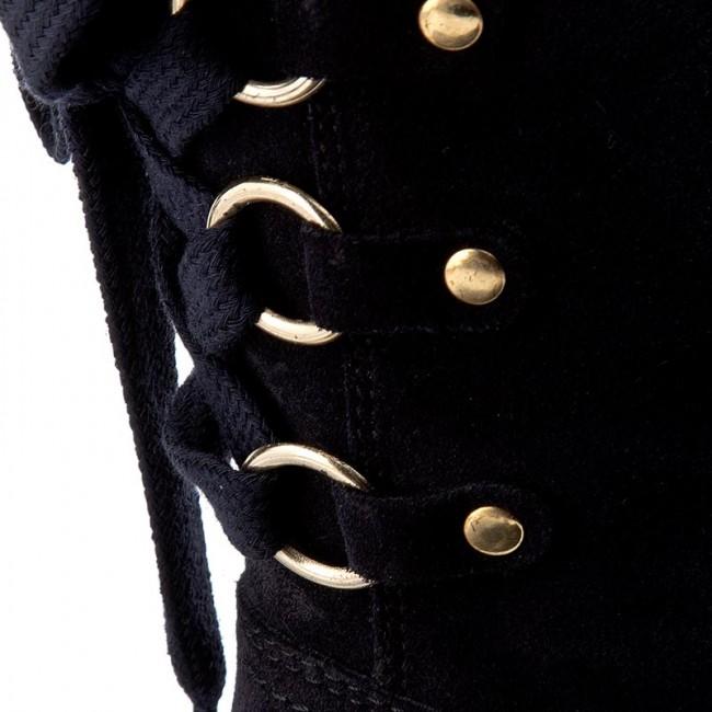 f97d5f4beb0dc Boots TOMMY HILFIGER - Rita 2B FW0FW01531 Midnight 403 - Boots ...