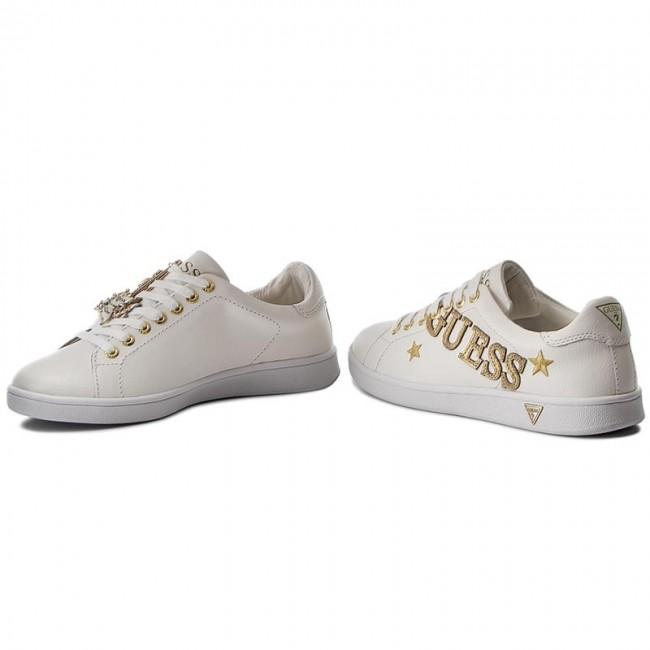 Sneakers Sneakers Sneakers GUESS GUESS GUESS GUESS Low LEM12 FLSPR3 shoes Super Sneakers WHITE rpwdqrx4