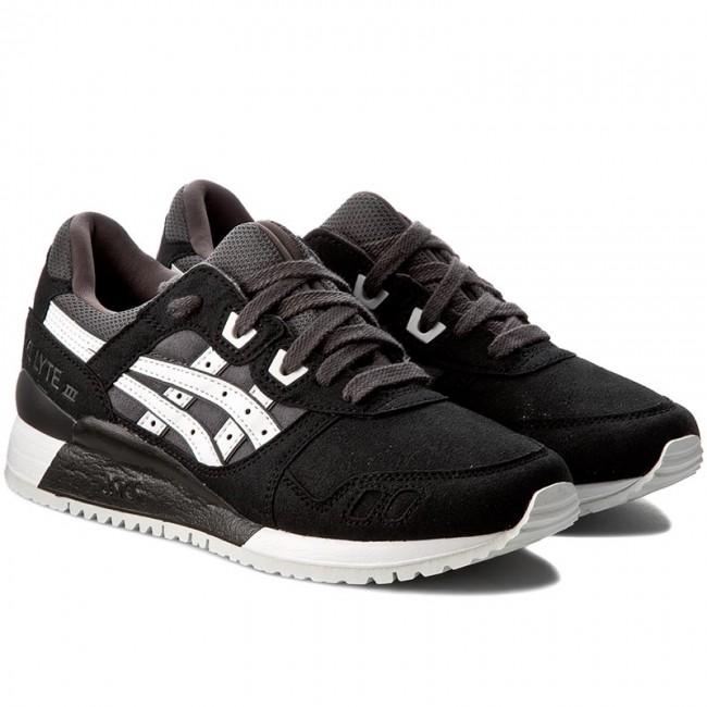 pretty nice 40320 8fe41 Sneakers ASICS - TIGER Gel-Lyte III H7K4Y Dark Grey/White 9501