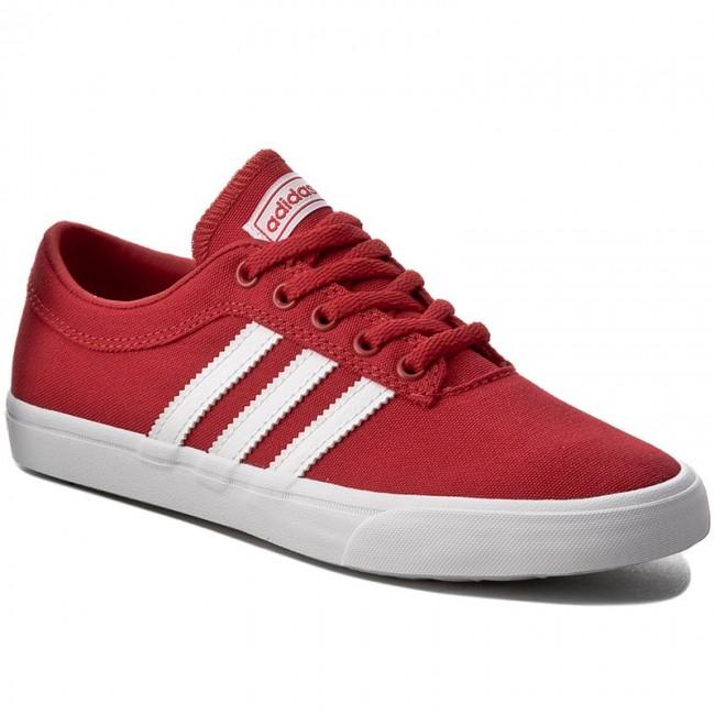Scarpe Adidas Sellwood Ftwwht Bb8701 Scarle / Ftwwht / Ftwwht Sellwood Scarpe Basse 2420f6