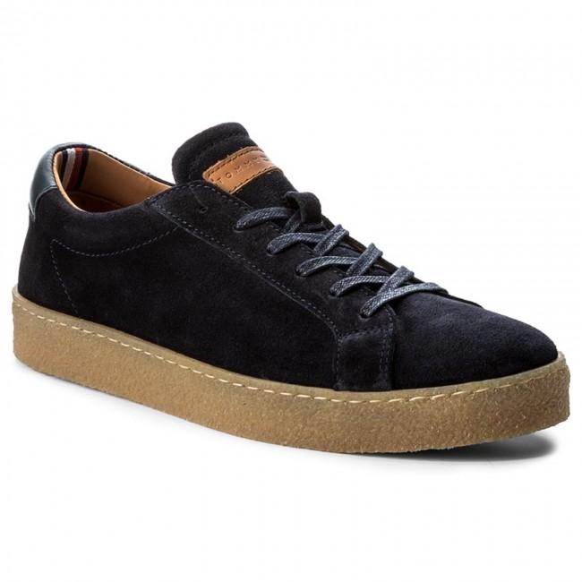8b7d627844498 Sneakers TOMMY HILFIGER - Logan 1B FM0FM00857 Midnight 403