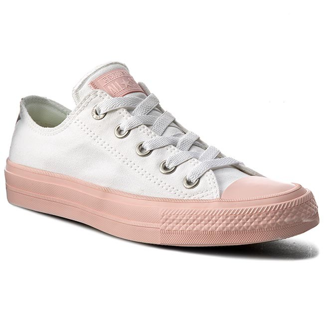 Sneakers CONVERSE - Ctas II Ox 155728C White Vapor Pink Vapor Pink ... b0398e693dd