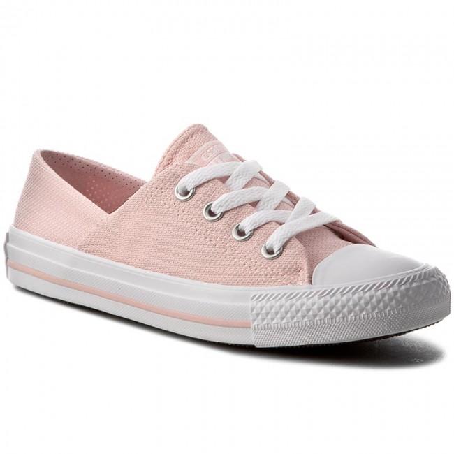 6a4a2e6f276dc0 Sneakers CONVERSE - Ctas Coral Ix 555895C Vapor Pink Vapor Pink White