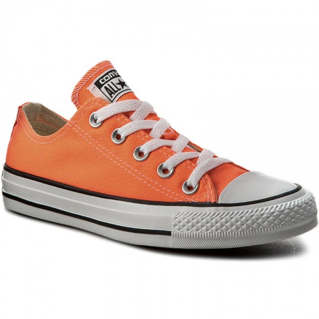 c08415ef19f4 Sneakers CONVERSE - Ctas Ox 155736C Hyper Orange - Sneakers - Low ...