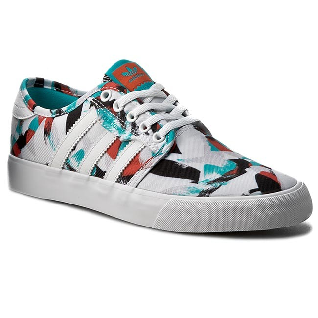 Low Seeley Sneakers Shoes Adidas Bb8466 Ftwwhtenebluenergy vX0n45q