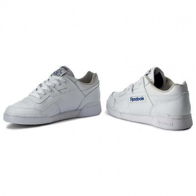 e007f213a3a Shoes Reebok - Workout Plus 2759 Wht Royal - Sneakers - Low shoes ...