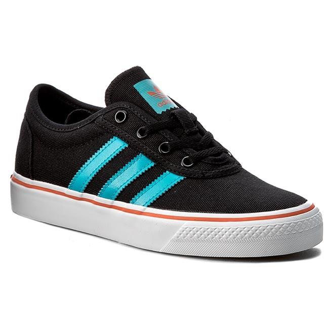 17bcd61ed3f57 Shoes adidas - adi-ease BB8481 Cblack Eneblu Energy - Sneakers - Low ...