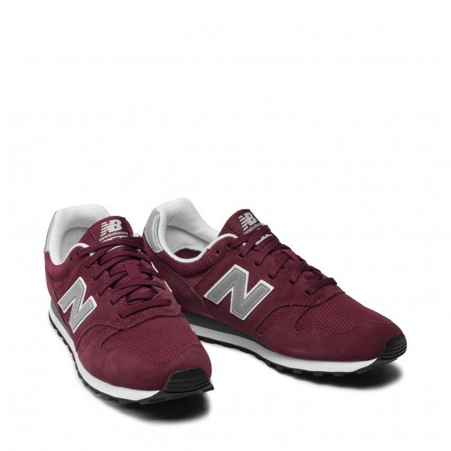 Sneakers NEW BALANCE - ML373BN Dark Red