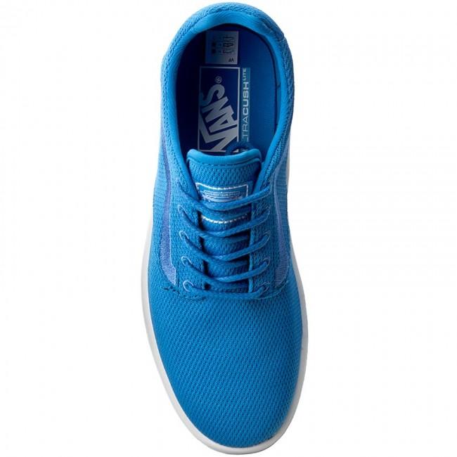 82963078fc46d3 Sneakers VANS - Iso 1.5 VN0A2Z5SN6U (Mesh) French Blue - Sneakers - Low  shoes - Women s shoes - www.efootwear.eu