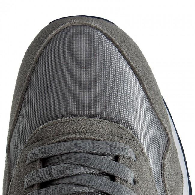 Shoes Reebok Cl Nylon 36088 PlatinumJet Blue Sneakers