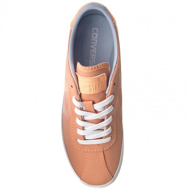 c73f410492da49 Sneakers CONVERSE - Breakpoint Ox 555918C Sunset Glow Porpoise White -  Sneakers - Low shoes - Women s shoes - www.efootwear.eu
