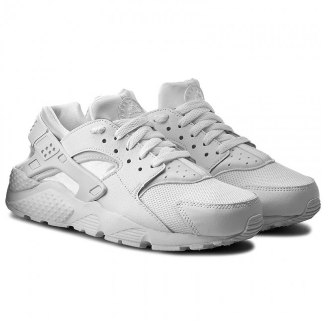 finest selection dfc0a 216e1 Shoes NIKE - Huarache Run (GS) 654275 110 White/White/Pure Platinum ...