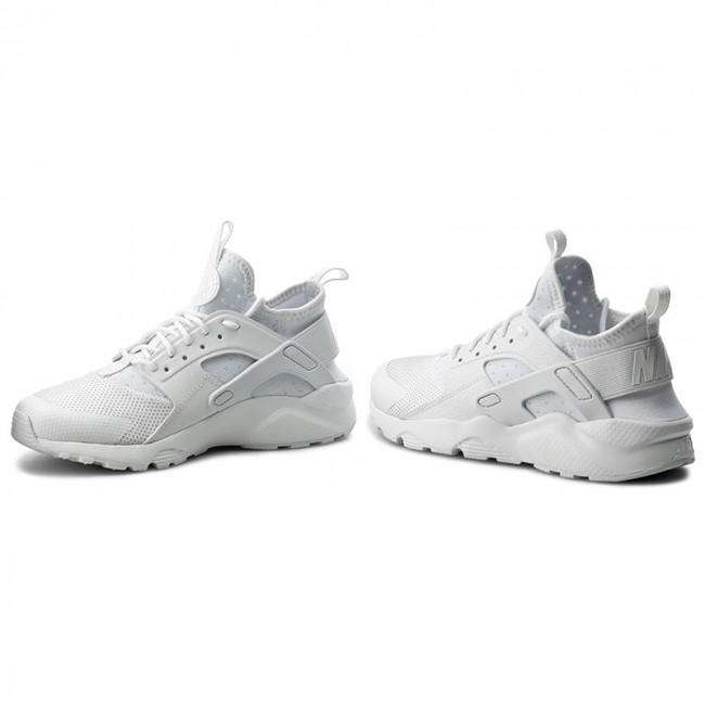 b1bc739814b Shoes NIKE - Air Huarache Run Ultra Gs 847569 100 White White White ...
