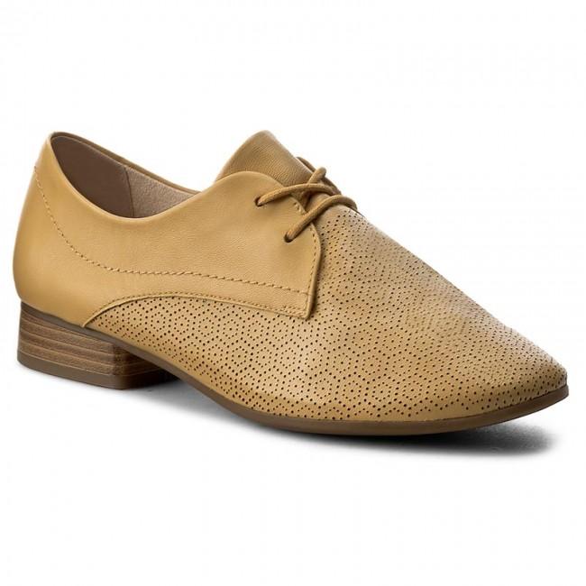 Oxfords CAPRICE  92350228 Saffron Nappa 625  Oxfords  Low shoes  Womens shoes       0000199670312