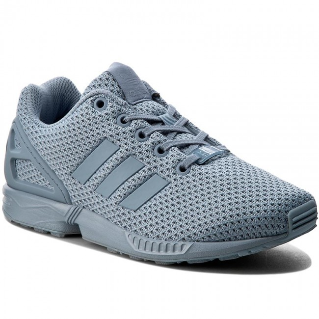 best website 103de 55045 Buty adidas - Zx Flux J BB2418 TacbluTacbluTacblu