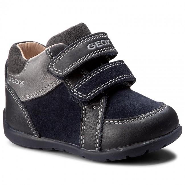 Boots GEOX - B Kaytan B. A B7450A 08522 C0661 Navy Grey - Boots ... 0975ba83e2bc