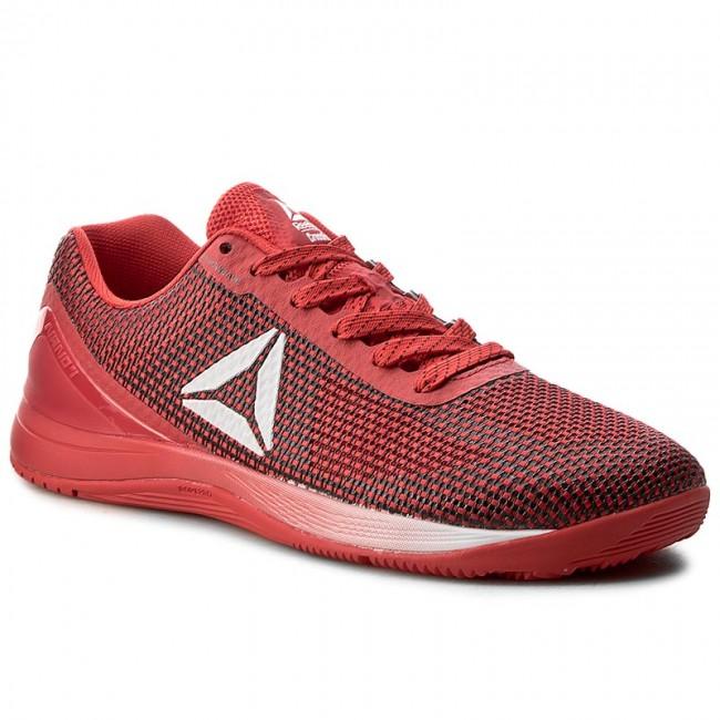 bbcb35ef6693 Shoes Reebok - R Crossfit Nano 7.0 BD5023 Red Black White Silver ...