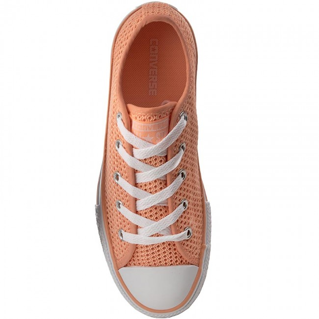 84834b7463d3 Sneakers CONVERSE - Ctas Ox 656061C Sunset Glow Sun - Sneakers - Low shoes  - Women s shoes - www.efootwear.eu