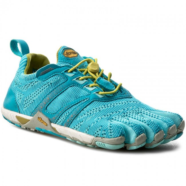 pretty nice 8c6ab 240c7 ... top quality shoes vibram fivefingers kmd evo 15w4004 light blue grey  yellow d5279 43723