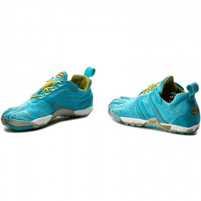 promo code b6660 c9841 Shoes VIBRAM FIVEFINGERS - Kmd Evo 15W4004 Light Blue Grey Yellow