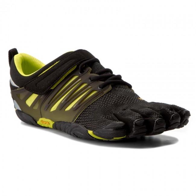 92ce28201b3 Shoes VIBRAM FIVEFINGERS - V-Train 17M6602 Black/Green - Fitness ...