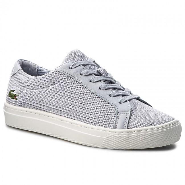Sneakers LACOSTE - L.12.12 217 1 CAJ 7-33CAJ1014334 Lt Gry ... 0192682b10