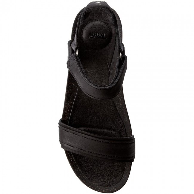 Sandals TEVA W Ysidro Stitch Sandal 1015120 Black
