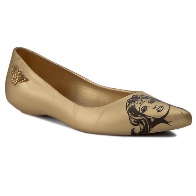 Ballerinas MELISSA - Glam + Wonder Woman 32220 Gold 06525 t9Te4