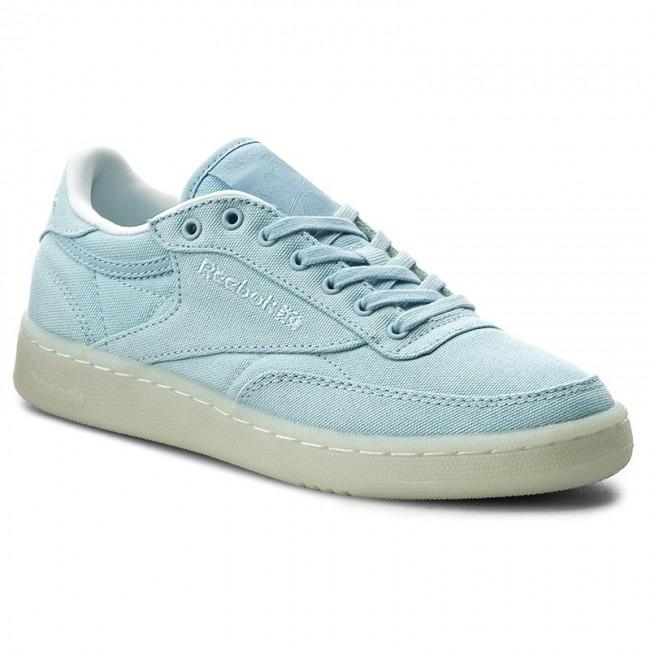 3d885d6415f68 Shoes Reebok - Club C 85 BD2841 Zee Blue White - Sneakers - Low ...