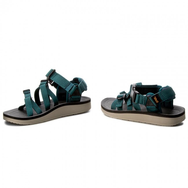 156e62ae1ac Sandals TEVA - M Alp Premier 1015200 Deep Teal - Sandals - Mules and ...