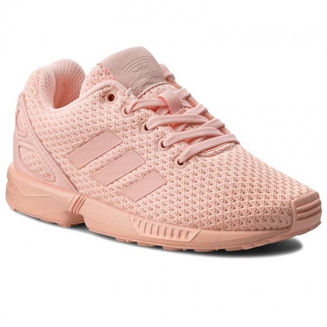 Shoes adidas - Zx Flux C BB2431 Hazcor Hazcor Hazcor - Laced shoes ... 3bab6536207