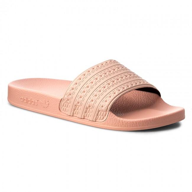 adidas adilette. slides adidas - adilette ba7538 hazcor/hazcor/hazcor