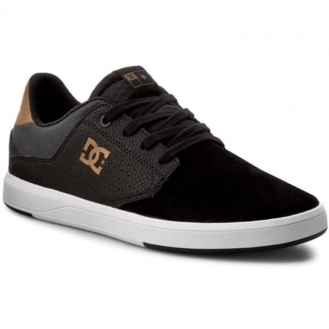 Sneakers DC - Plaza Tc S ADYS100319 Black Tan(BT0) - Sneakers - Low ... e82b3fea4b436