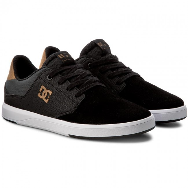 Sneakers DC - Plaza Tc S ADYS100319 Black Tan(BT0) - Sneakers - Low ... e82b3fea4b436