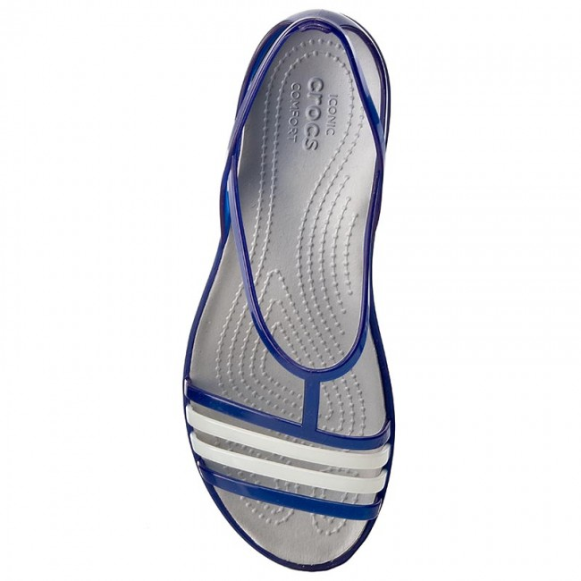 45dee09ee1d1 Sandals CROCS - Isabella Sandal W 202465 Cerulean Blue - Casual sandals -  Sandals - Mules and sandals - Women s shoes - www.efootwear.eu