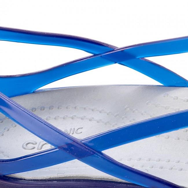 50e61f0e4ac2 Sandals CROCS - Isabella Sandal W 202465 Cerulean Blue - Casual ...