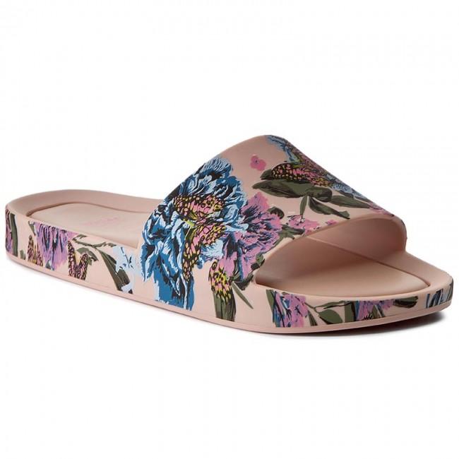 ac864061328a Slides MELISSA - Beach Slide III Ad 32276 Pink Blue 51452 - Casual ...