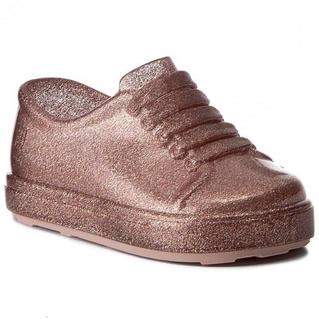 39a343b1afbf Shoes MELISSA - Mini Melissa Be Bb 32274 Rose Glitter 52990 - Slided ...