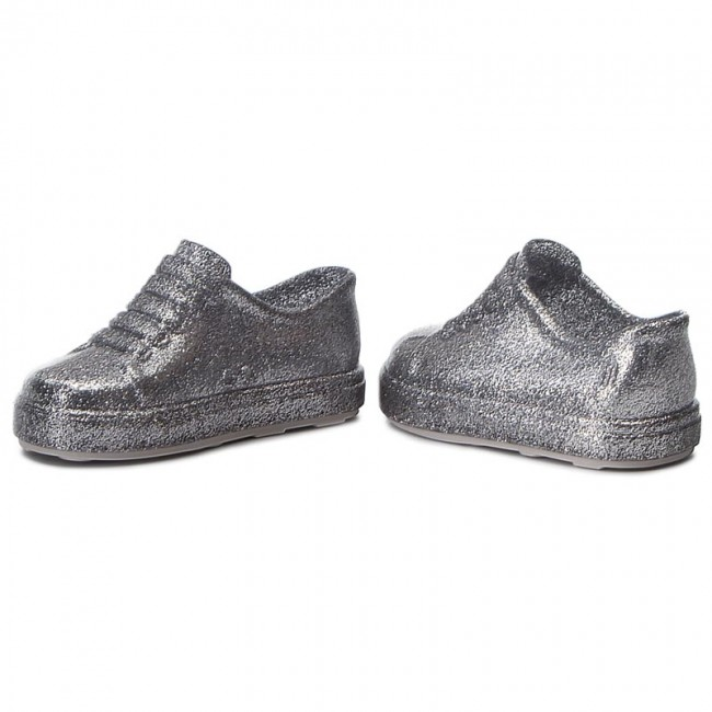 d2ee83014793 Shoes MELISSA - Mini Melissa Be Bb 32274 Silver Glitter 50711 ...