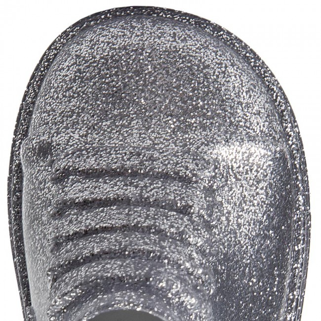 c528afd9d420 Shoes MELISSA - Mini Melissa Be Bb 32274 Silver Glitter 50711 - Slided shoes  - Low shoes - Girl - Kids  shoes - www.efootwear.eu