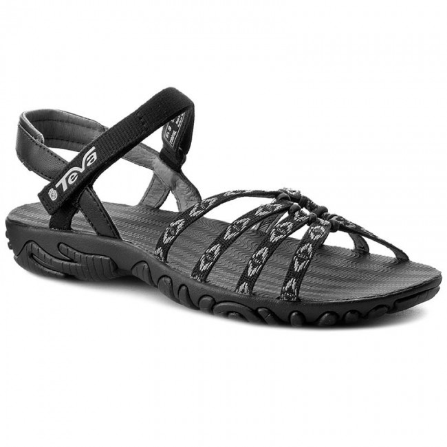 0af12413dc5b19 Sandals TEVA - W Kayenta W s 6310 Carmelita Black - Casual sandals ...