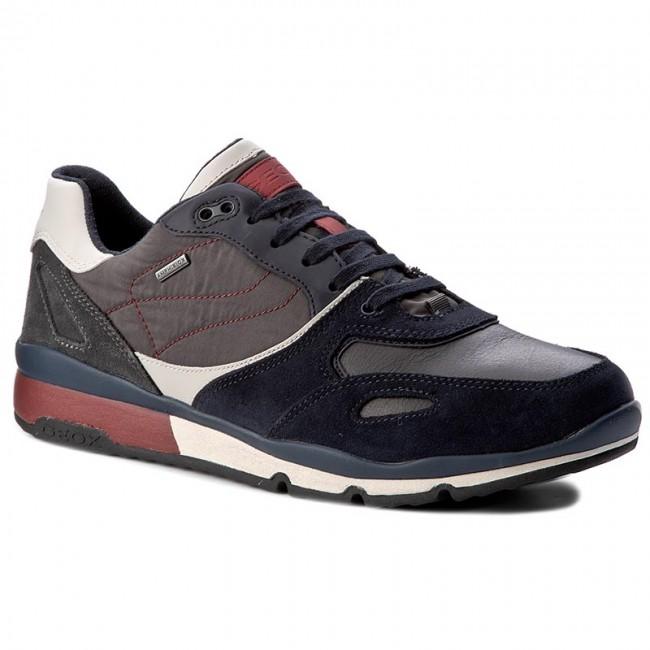 Scarpe Geox Sandford ABX Sneaker Gr 42 NUOVO