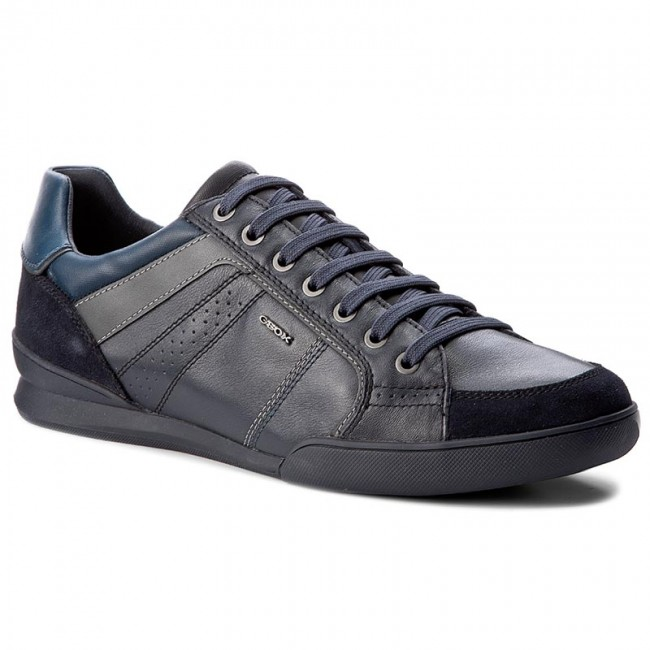 Shoes GEOX - U Kristof A U620EA 08522 C4002 Navy
