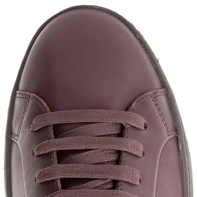 Sneakers GEOX U Rikin F U64W1F 00043 C7357 Dk Burgundy
