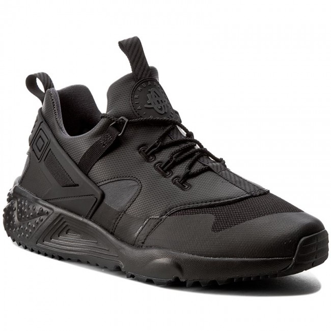 ac08ff60aa16 Shoes NIKE - Air Huarache Utility Prm 806979 002 Black Anthracite Anthracite