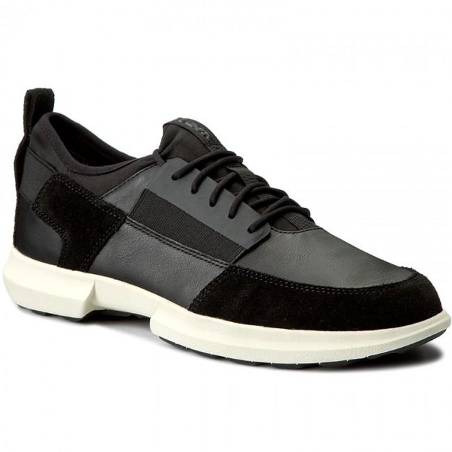 Sneakers GEOX - U Traccia A U743RA 08522 C9999 Black